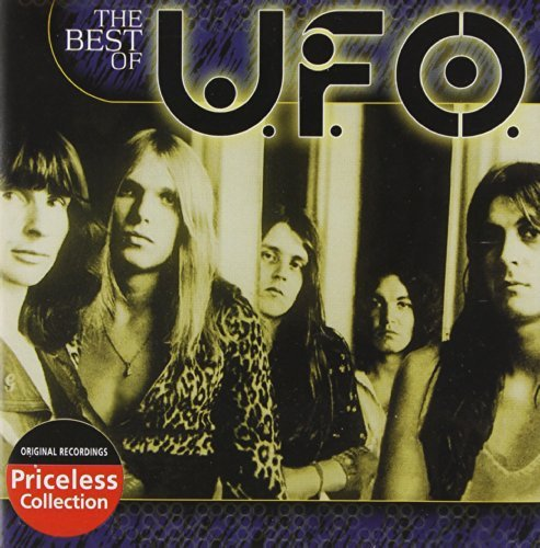 Best of U.F.O.: Ten Best Series By UFO (2008-10-06)