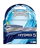 Wilkinson Sword Hydro 5 Blades Refill (Pack of 4 x 2 packs)