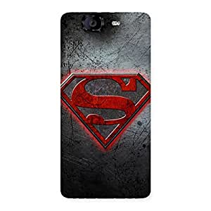 Day Zone Back Case Cover for Canvas Knight A350