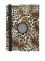 UNOTEC Funda 360 iPad 2 / 3 / 4 L-Pard Marrón