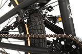 Framed-Attack-Pro-BMX-Bike-BlackBlack-Sz-20in