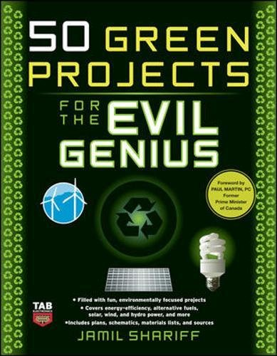Evil Genius Green Projects