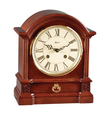 Hermle Hollins Table/Mantel Clock Sku# 22915N90130