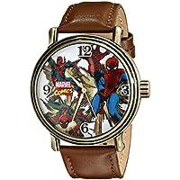 Marvel Men's Spider-Man Analog-Quartz Watch