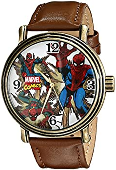 Marvel Men's Spider-Man Analog-Quartz Watch