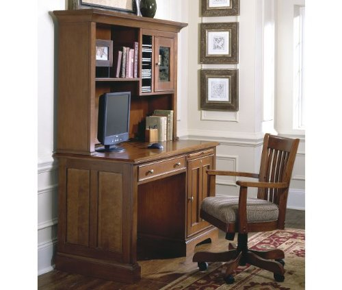 Buy Low Price Comfortable Riverside American Crossings 50 Inch Computer Desk & Hutch 69052-53-27 (B0046U3IE0)