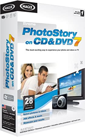 Xtreme Photo Story on CD & DVD V7.0