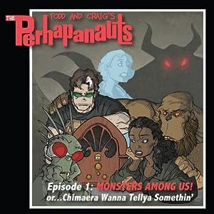 The Perhapanauts Audiobook