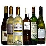 ソムリエ厳選 白ワイン飲み比べ 6本セット 金賞受賞酒 フランス、チリ 白 750ml×6 ランキングお取り寄せ