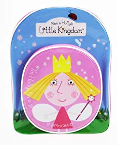 Trade Mark Collections Ben and Holly's Little Kingdom Backpack with Front Pocket