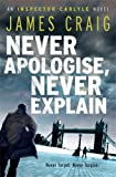 Never Apologise