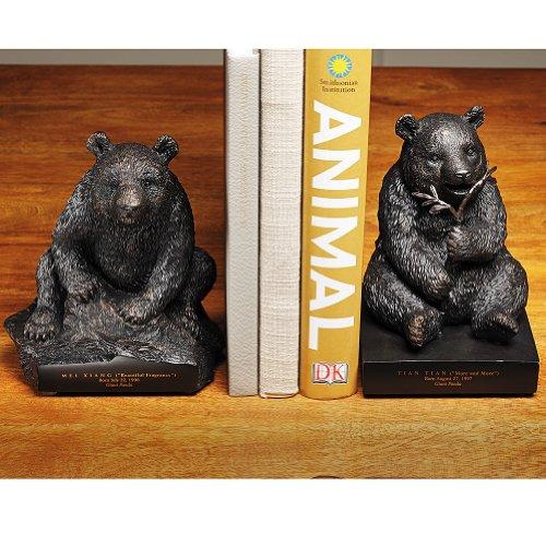 Smithsonian Smithsonian Panda Bookends Set front-1075385