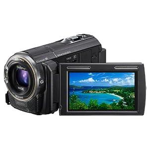 SONY HDビデオカメラ Handycam HDR-PJ590V ブラック