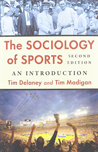 The Sociology of Sports: An Introduction, 2D Ed