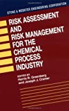 img - for Risk Assessment and Risk Management for the Chemical Process Industry book / textbook / text book
