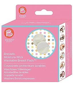 Bravado Breast Pads (6-Pack) - Creme