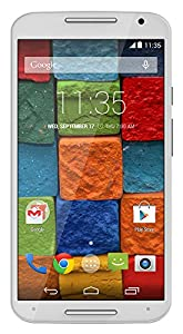 Motorola Moto X - 2nd Generation, White Bamboo 16GB (AT&T)