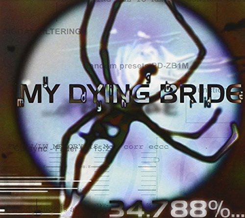 34.788% Complete by MY DYING BRIDE (2004-08-02)
