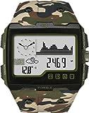[タイメックス]TIMEX [タイメックス]TIMEX 腕時計 エクスペディション WS4 グリーン カモフラージュ T49840 メンズ [正規輸入品] T49840 メンズ 【正規輸入品】