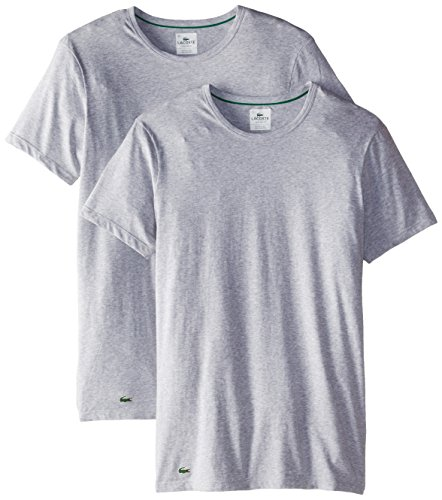 lacoste-mens-2-pack-colours-cotton-stretch-crew-t-shirt-grey-large