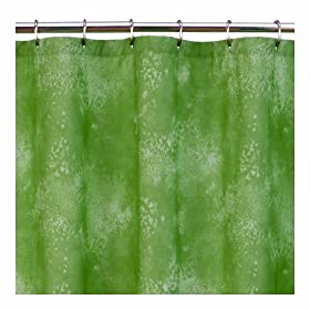 Lime Green - Shower Curtain