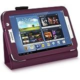 Funda clásico MiniSuit con correa de mano para Samsung Galaxy Note N5100 8.0 ( púrpura)