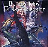 Boris Vallejo's Fantasy Calendar: 1998 (0761108254) by Boris Vallejo
