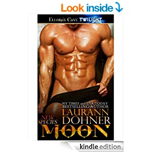 Moon (New Species Book 10) - Laurann Dohner