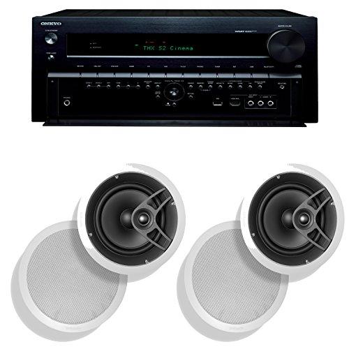 In Ceiling Bluetooth Speakers