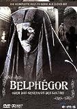 Belphégor oder das Geheimnis des Louvre (TV-Miniserie - 3 DVDs) - Juliette Gréco, Rene Dary