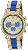 XOXO Women's Quartz Metal and Alloy Automatic Watch, Color:Gold-Toned (Model: XO5908)