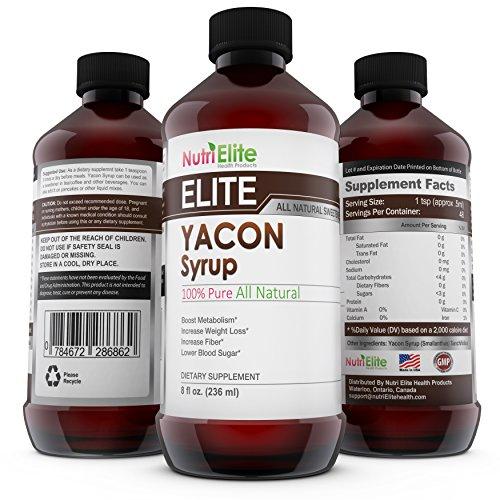Yacon Syrup 100% Pure