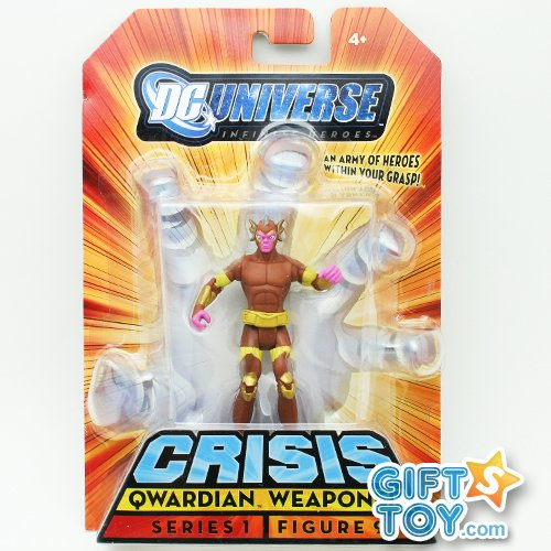 DC Universe Infinite Heroes Crisis Series Action Figure (Qwardian Weaponer)