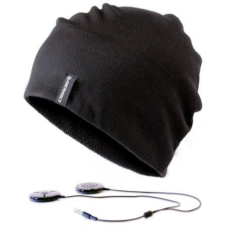 Aerial7 Sound Disk Sports Beanie - Black
