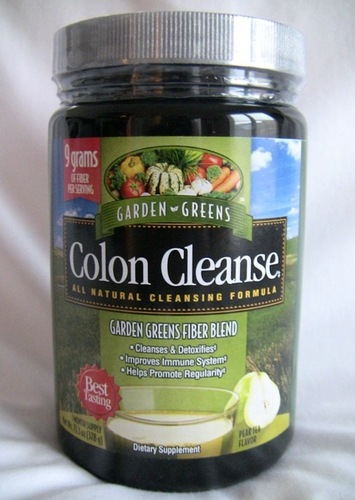 Garden greens colon cleanse powder reviews 1 Detox Pills