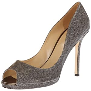 kate spade new york Women's Fine Dress Pump,Bronze,7.5 M US