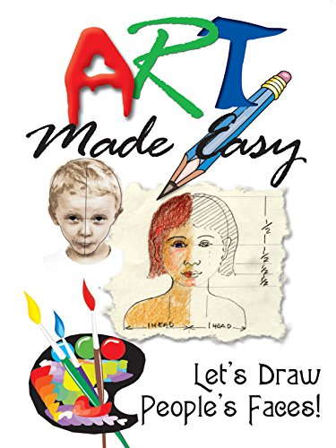 Art Made Easy Let's Draw People's Faces!