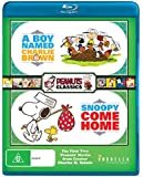 Peanuts Classics - A Boy Named Charlie Brown & Snoopy Come Home (All Region Blu-ray)