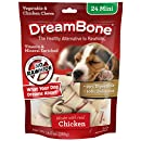 DreamBone Chicken Dog Chew, Mini, 24-count