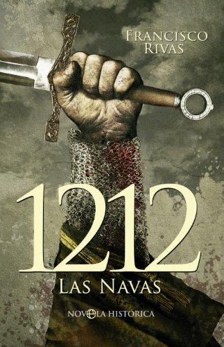 Portada del libro 1212 de Francisco Rivas