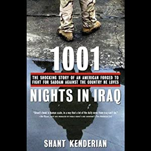 1001 Nights in Iraq Audiobook