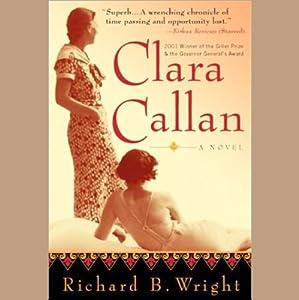 Clara Callan Audiobook