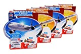 Kinder Surprise Egg Chocolate 20g Special Edition with 4 eggs AIRBUS (pack of 4)