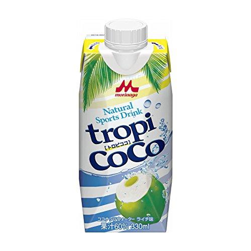 tropicoco ココナッツウォーターDC330(12本入){M-0248}