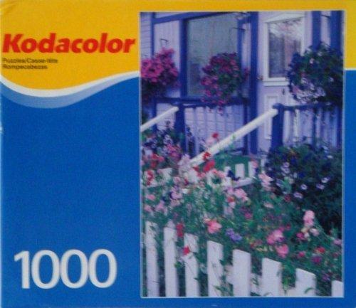 Kodacolor Dawson City, Canada 1000-Piece Puzzle