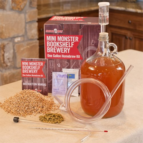 Mini Monster Bookshelf Brewery – India Pale Ale