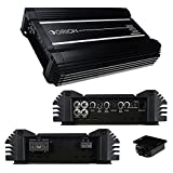NEW Orion XTR2500.1Dz XTR Series 2500 Watts RMS Car Audio Amp CEA-2006 Compliant Power Ratings Xtreme Amplifier with Remote Bass Boost Control Knob Included (XTR2500.1D) (Color: black)