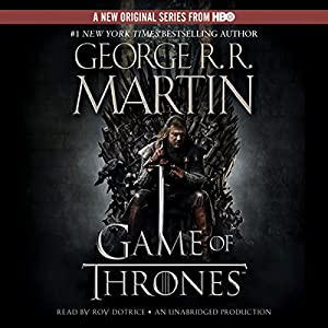 A Game of Thrones | Livre audio