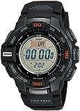 [カシオ]Casio 腕時計 PROTREK カシオ プロトレック トリプルセンサーVer.3搭載 ソーラーウォッチ PRG-270-1CR(PRG-270-1JF 同型) メンズ [並行輸入品]