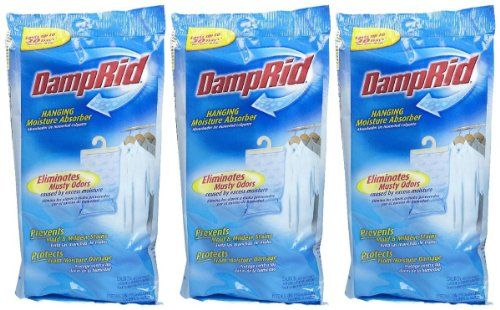 Cheap Damp Rid Hanging Moisture Absorber, 7 oz-3 pack (B007WK2SXS)